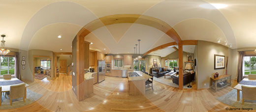 Real Estate Panoramas | Panorama Stitching - Outsource2india