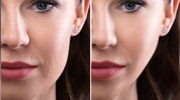 Portrait Face Slimming Contouring