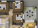 Floor Plan Conversion Sample
