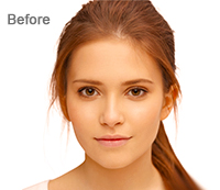 Color Contamination Correction Before