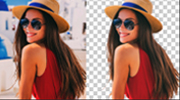 Fashion Photo Background Removal