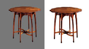 Furniture Image Clipping Services