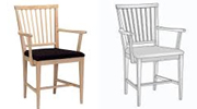 Furniture Image Tracing Services