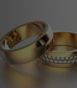 Jewelery Retouching Services