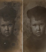 Photo Restoration using Photoshop