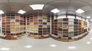 Store Cylindrical Panorama Stitching