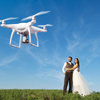 Wedding Drone Photo Editing