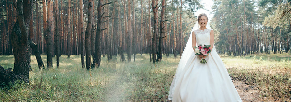 Wedding Portrait Enhancement Services