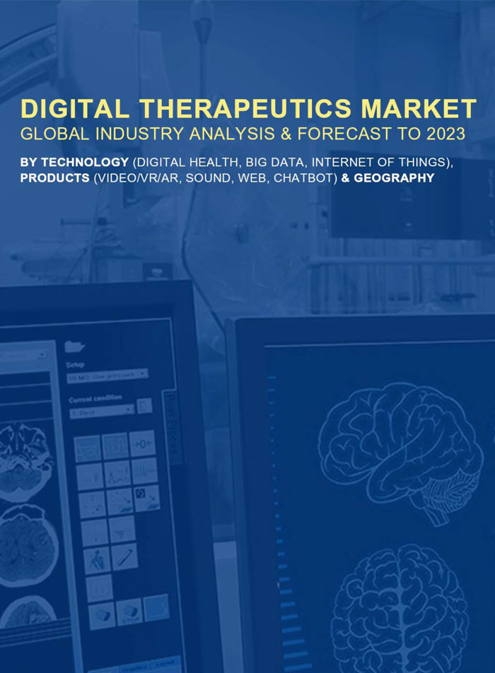 Custom Research Report on Digital Therapeutics Market