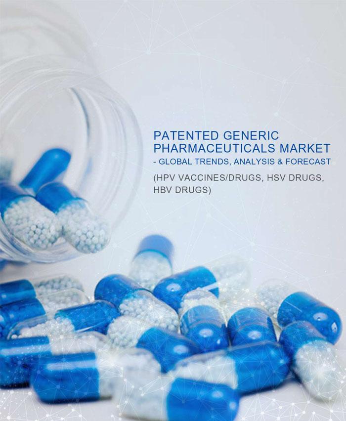 Generic Pharmaceuticals for HPV, HSV, HBV & Drugs