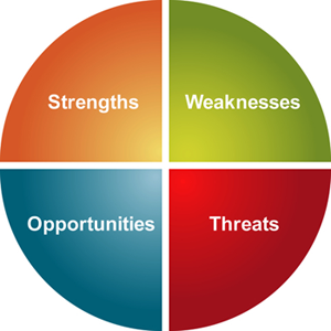 4 Components of SWOT Analysis
