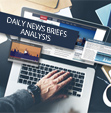 Case Study on News Briefs Analysis