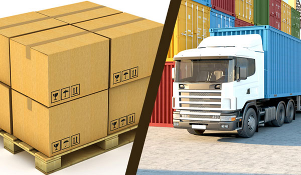FTL vs LTL Freight Shipping Option