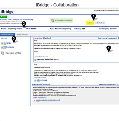 iBridge collaboration