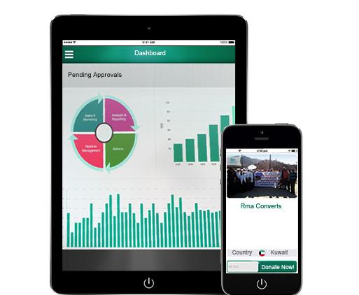 Case Study on iPad Application Development