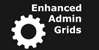 Enhanced Admin Grids