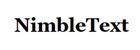 NimbleText