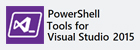 PowerShell Tools for Visual Studio 2015