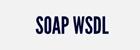SOAP WSDL