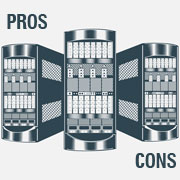 Pros and Cons of Data Center Outsourcing