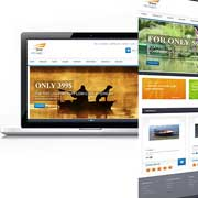 O2I Developed OpenCart e-Commerce Website for an Acclaimed Boat Manufacturer