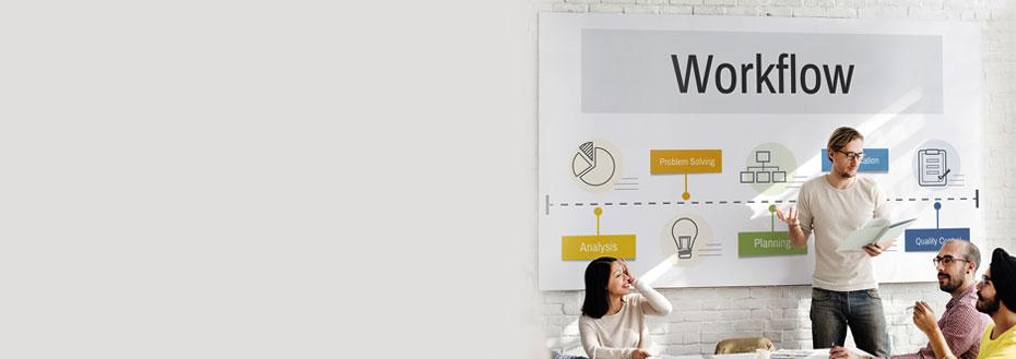 Workflow Automation Software Development Services