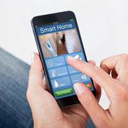 iOS Mobile App to Access Security Cameras