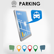 iOS Parking App Based on iBeacon Technology