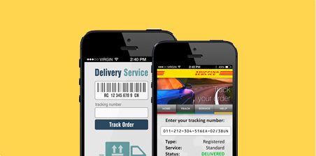 iPhone App Development to Track Shipments in Real Time