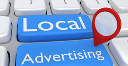 Location-based Native Advertisements