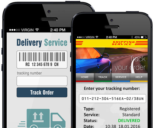iPhone App Development for Tracking Freight & Shipments