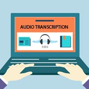 O2I Helped an Irish Client with Audio Transcription Services