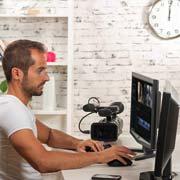 Transcription & Subtitling of Video Files